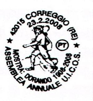 Correggio 2008