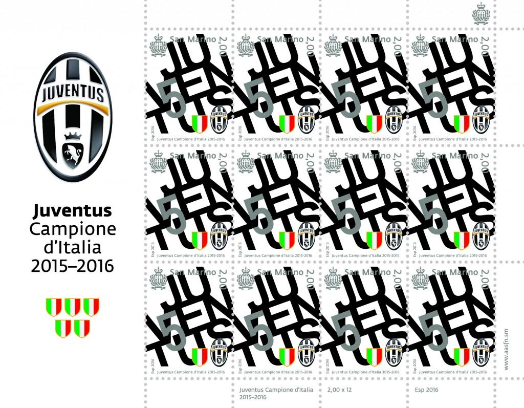 UFN foglio Juventus
