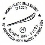 ANNULLO Milano 19. 3.2016