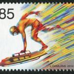 Il francobollo vincitore