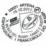 Annullo Artena Rugby 15 dicembre 2018
