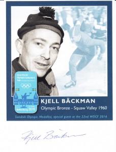 Kjell BACKMAN