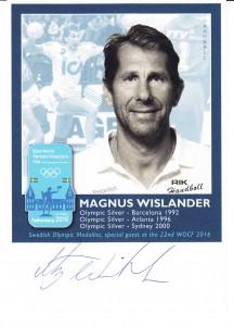 Magnus WISLANDER